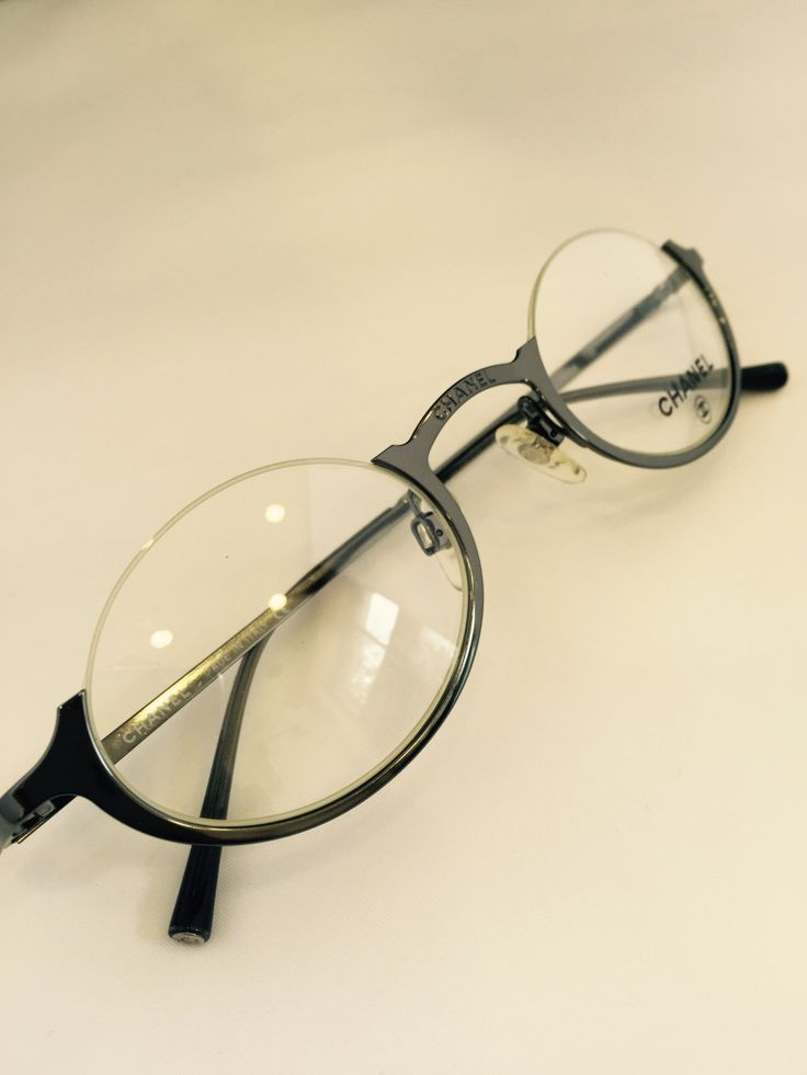 Chanel 2010 Authentic Vintage glasses by athensoptical on Etsy