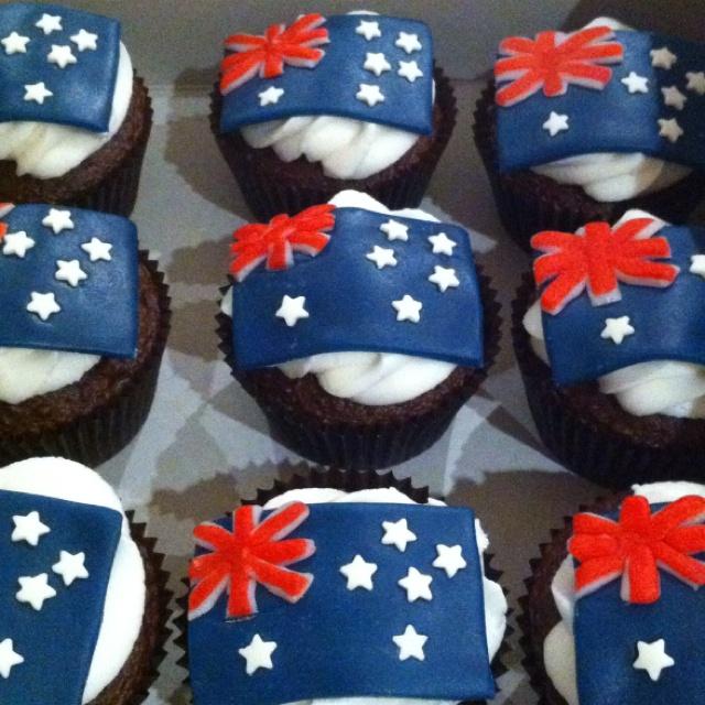 Australian cupcakes