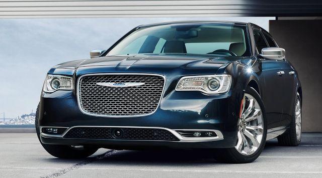 2018 Chrysler 300 Design