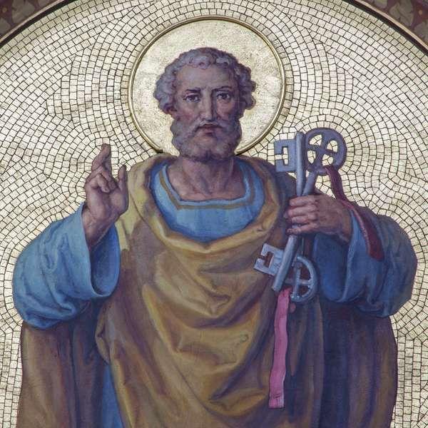 """Quer """"abrir portas""""? Faça a oração das 7 chaves de São Pedro"""