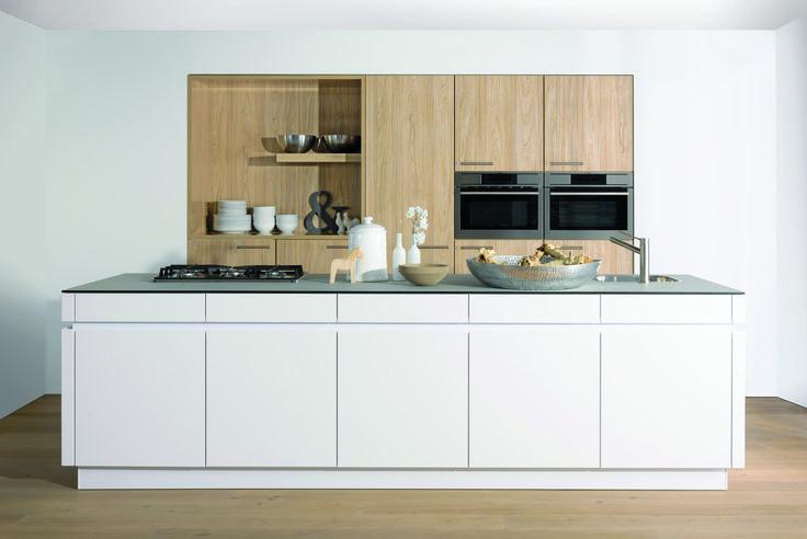 17 beste idee n over afgewerkte kasten op pinterest gerenoveerde keukenkastjes kasten - Een dressoir keuken ...
