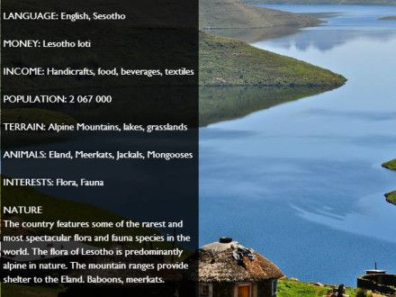 Lesotho-Facts-Gallery