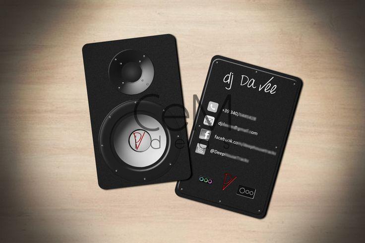 #amplifier #visitcard