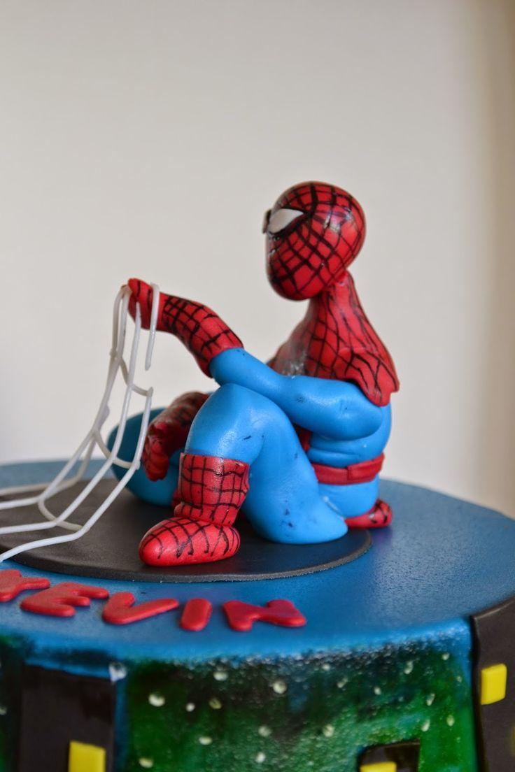 St Heaven Street: Steg-för-steg hur man gör Spindelmannen! Tutorial Spiderman!