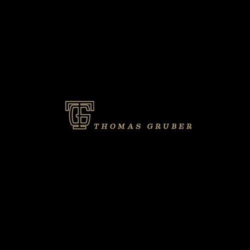 Create a clear and meaningful logo (monogram) for THOMAS GRUBER® Ontwerp door MW Logoïst