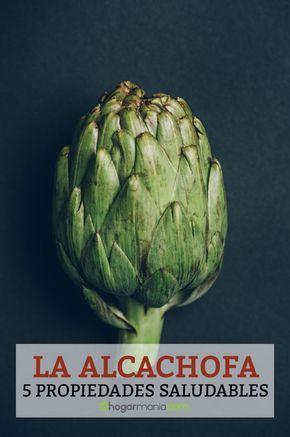 Amiga del hígado, digestiva y depurativa. La verdura perfecta para luchar contra el colesterol y los kilos de más. ¡Apúntate a la dieta de la alcachofa! #propiedades #alcachofa