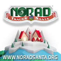 Play the music section of this website for lovely Christmas Songs !  Official NORAD Santa Tracker