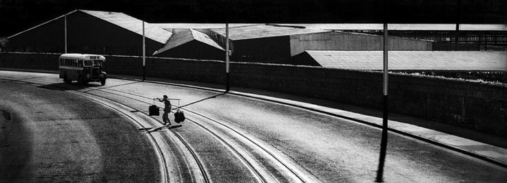 Fan Ho (1937 - 2016) - Forms and Lines, 1959