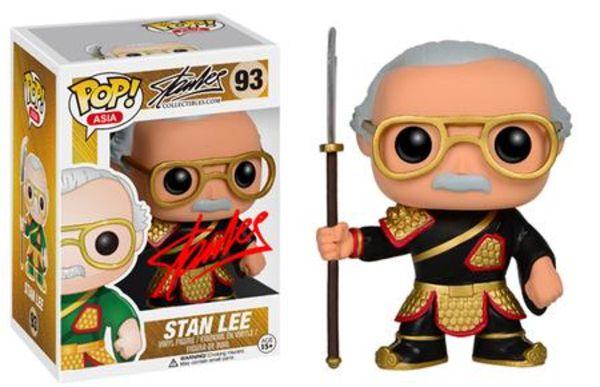 2016 SDCC Exclusive Stan Lee POP! Vinyl Figure #Marvel