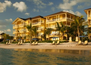 The Landings in Castries, St. Lucia