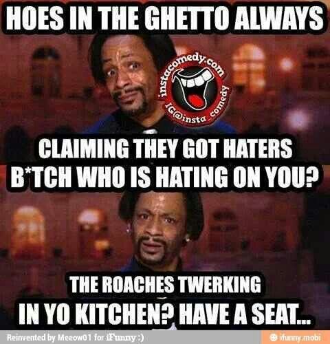 Katt Williams and his faces