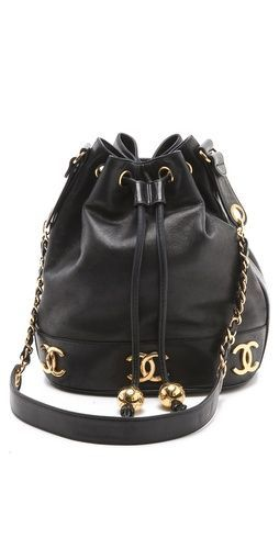 Chanel Bucket Bag http://fashionbagarea.blogspot.com/  $159 Want! #chanel channel bags,channel for men,channel for women,chanel handbags