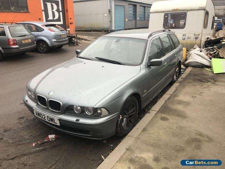 2002 BMW 530d E39 auto spare or repair #bmw #530d #forsale #unitedkingdom