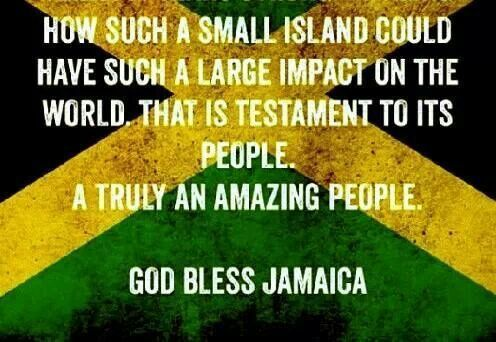 Happy Jamaica Day! August 6