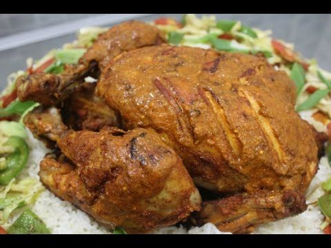 CHICKEN ROAST without oven