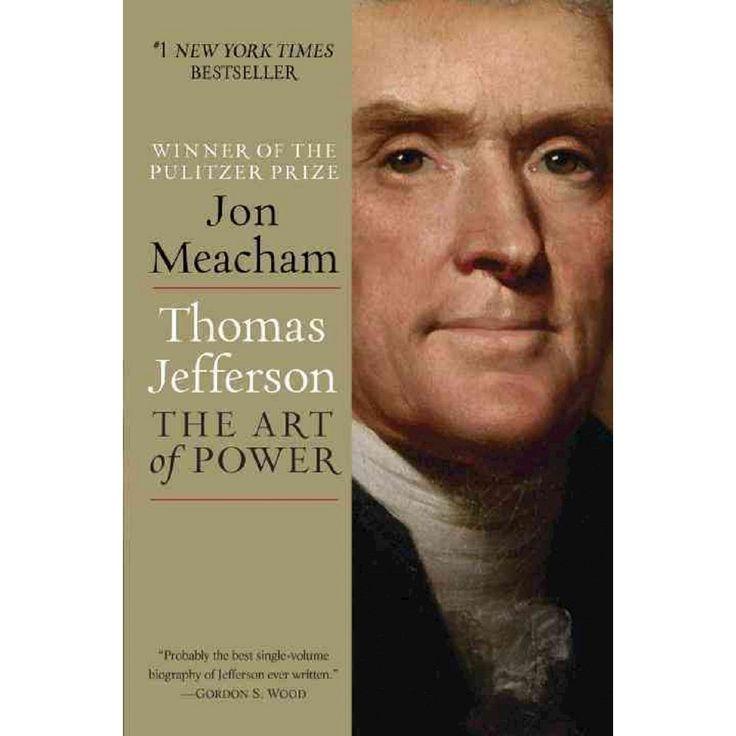 Thomas Jefferson (Reprint) (Paperback) by Jon Meacham