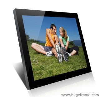 "19"" electronic photo frames"
