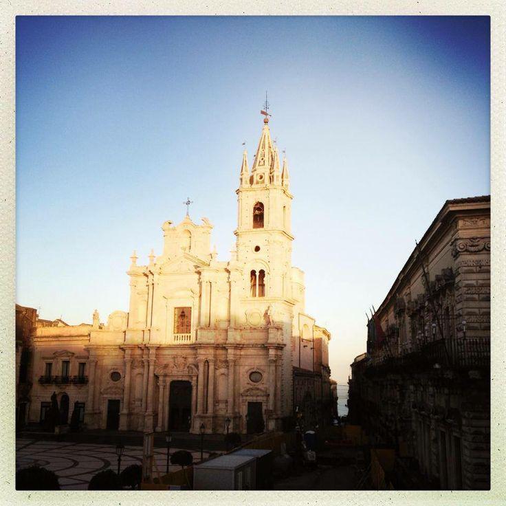 Duomo Square #Acireale #Sicily
