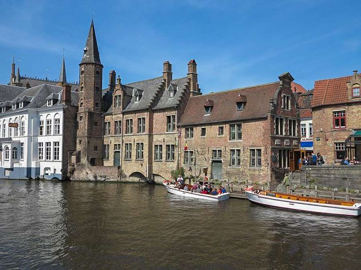 Brugge Gezi ve Seyahat Rehberi | Gezgin çift