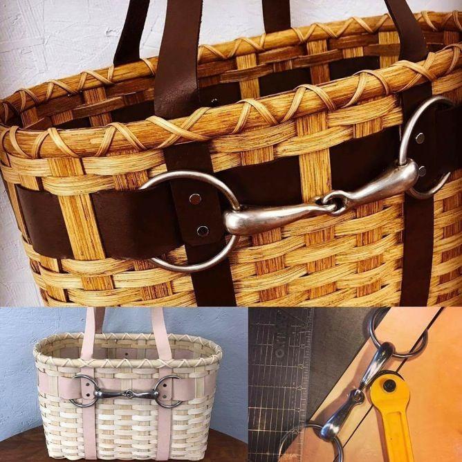 Basket Weaving Handles : Best baskets images on