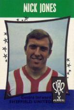12. Mick Jones Sheffield United