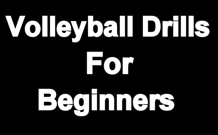 Best Volleyball Drills: Volleyball Drills for Beginners