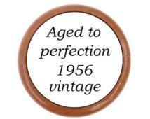 Wine stopper. 60th birthday gift idea. 60th birthday gift for men. 60th birthday gift for him. 60 year old. 60 th birthday. 60th gift ideas