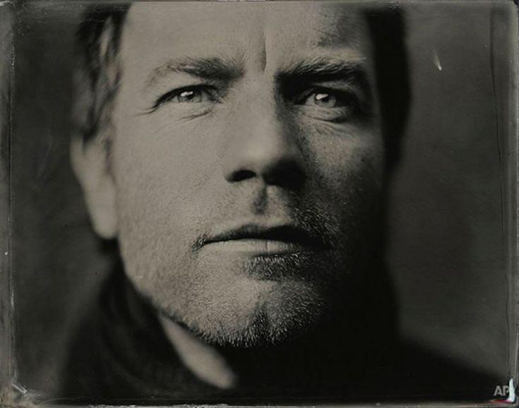 Ewan Mc Gregor by Victoria Will - Sundance 2015
