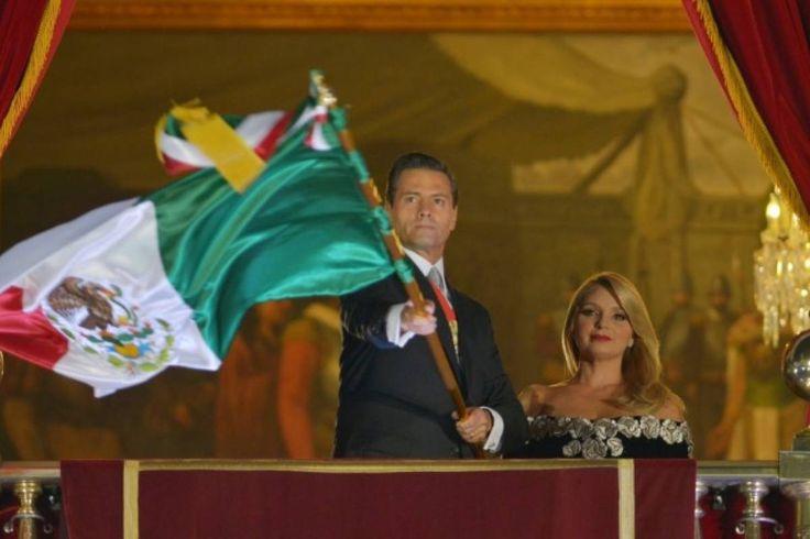 Como cada 15 de septiembre, el presidente Enrique Peña Nieto conmemorará el aniversario del inicio de la Guerra de Independencia