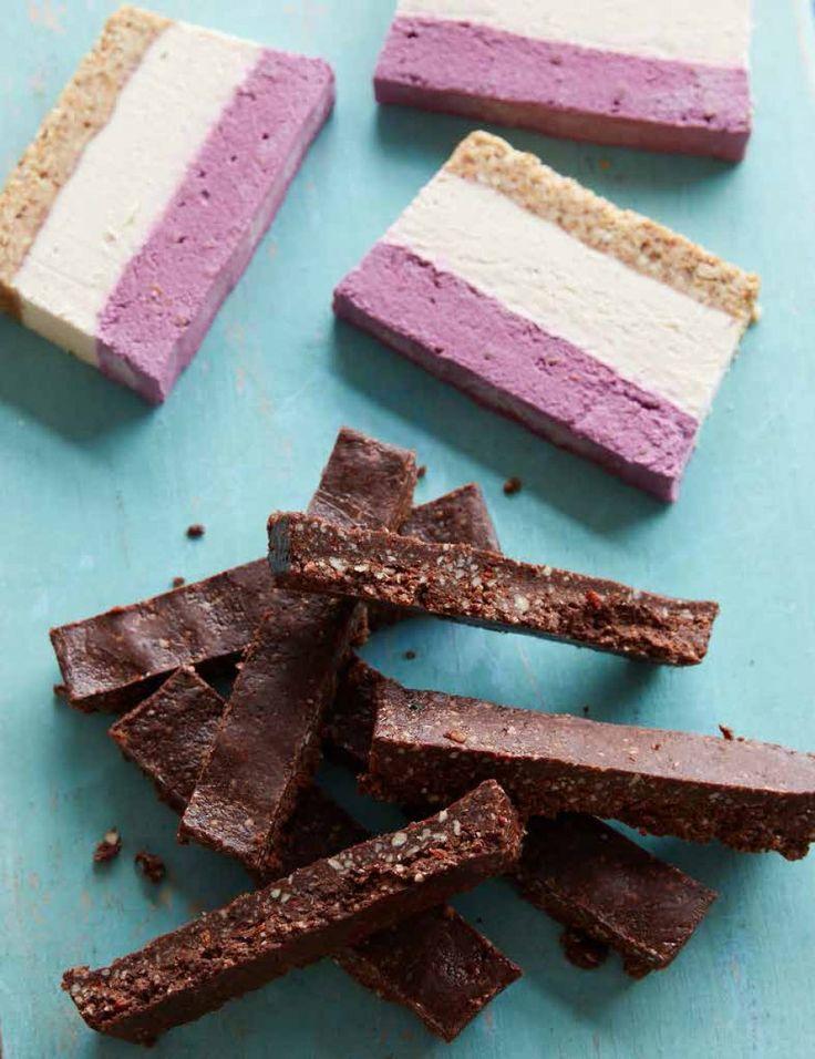Chocolate & Goji Berry Bars