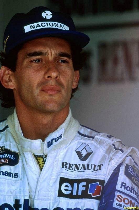 Ayrton Senna... unforgettable