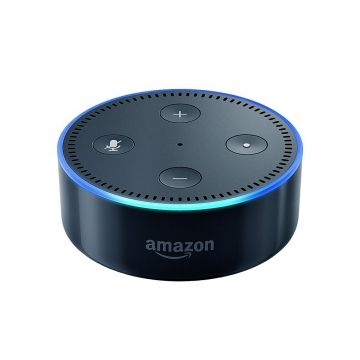 Amazon Echo Dot Wireless Home Altoparlante - Nero