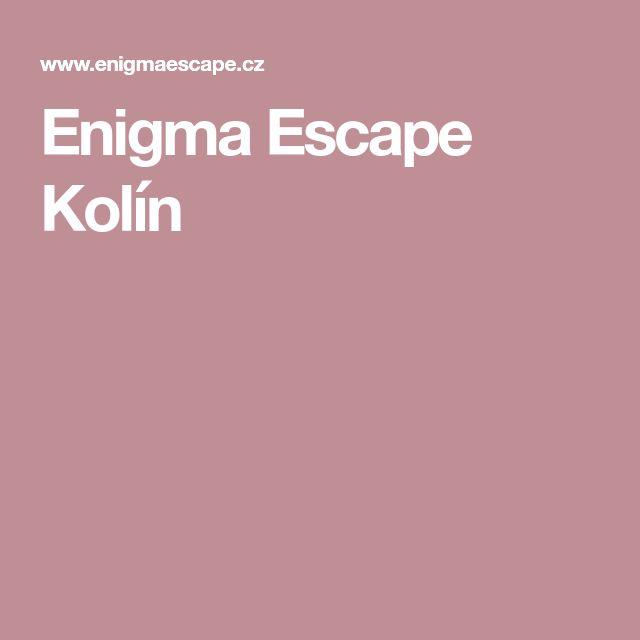 Enigma Escape Kolín