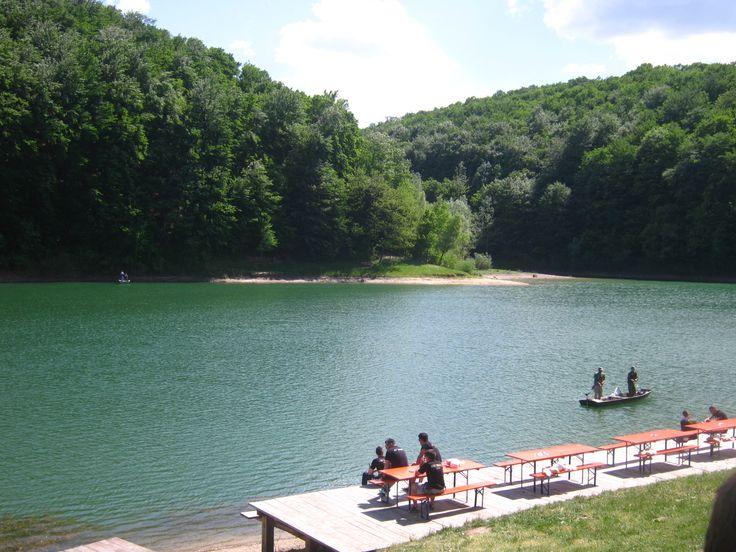 jezero Petnja - Croazia