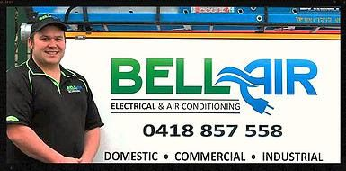 We make it so easy for you to install a new #splitsystemairconditioning in you home, Call bell air electrical at 0418 857 558. we have trained and licensed installers.
