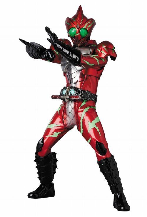 リアルアクションヒーローズ ジェネシス(RAH GENESIS)/ 仮面ライダーアマゾンズ: 仮面ライダーアマゾンアルファ