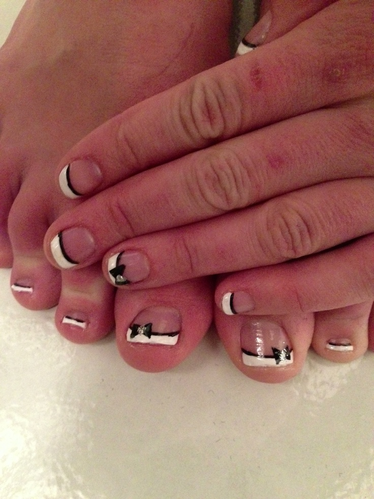 17 Best Images About Mani & Pedi's On Pinterest