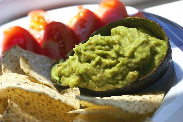 Guacamole semplice | #vegan #vegetarian