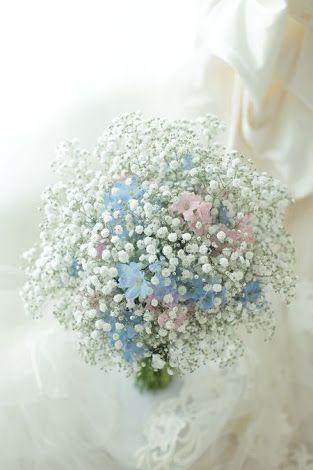 「淡いブルーとピンク 結婚式」の画像検索結果