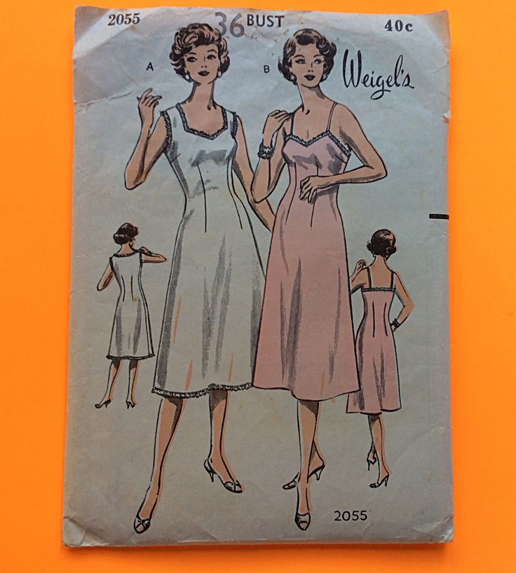 A personal favourite from my Etsy shop https://www.etsy.com/au/listing/240106020/50s-vintage-slip-bust-36-factory-pre-cut