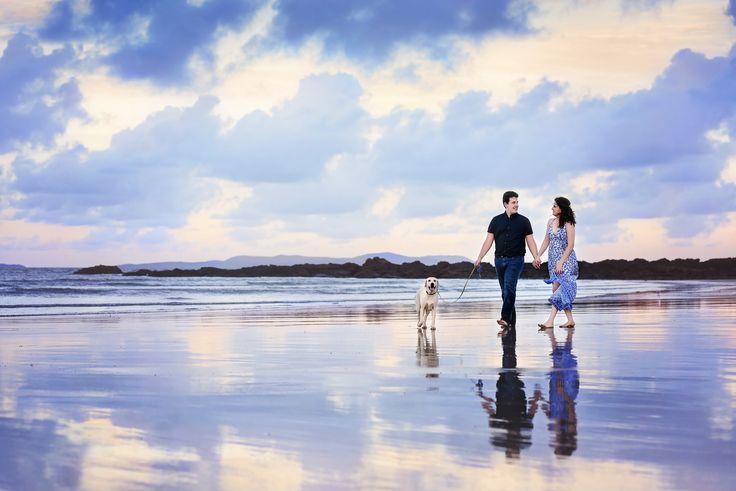 Engagement Photography. Beautiful Memories Photography. Rockhampton Yeppoon Photographer. Australia. Beach Photoshoot. Photography