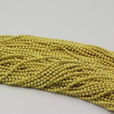 Ball chain yellow