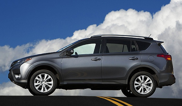 Toyota Canada has announced aggressive pricing for the new 2013 RAV4 sport utility that was introduced late last year