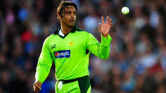 Shoaib Akhtar 's Fastest Ball in The History of Cricket