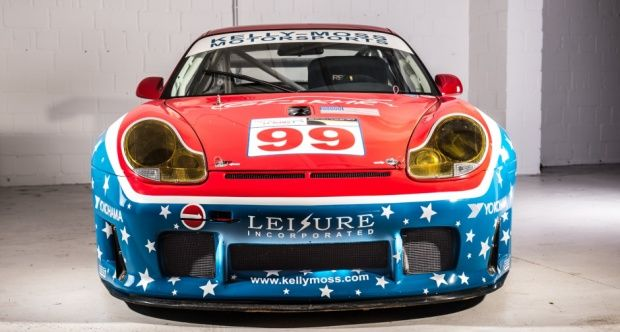 2001 Porsche 911 GT3 - 996 RS one of only 91 built for FIA GT2 or ACO LMGT