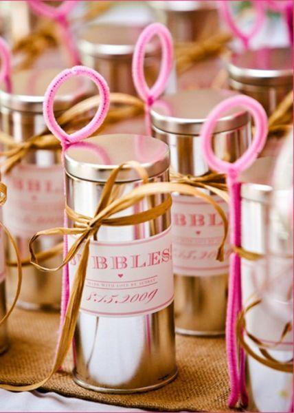 Geschenke für Ihre Hochzeitsgäste: Originelle Ideen, wie Sie jedem Gast eine Freude machen können! Image: 5