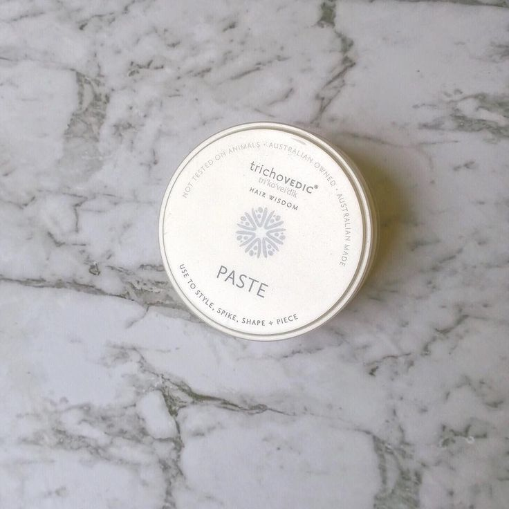 Express yourself with Paste. A humidity proof pliable paste - use to smooth and hold shape piece and spike. #trichovedic #hairwisdom #luxuryhaircare #paste