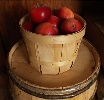Beamish Orchard is the perfect spot to spend a day picking organic apples on PEI, Canada. http://www.beamishorchard.ca/