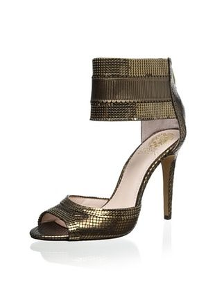 60% OFF Vince Camuto Women's VC Latese Sandal (Bronze)