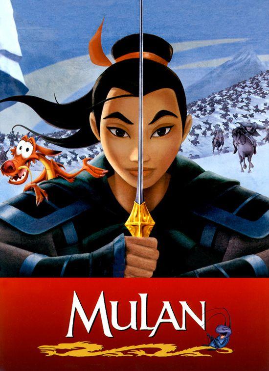 Mulan - Disney (1998)